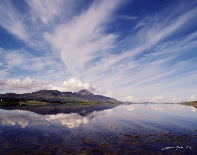 CP0130 - Cloud Collection, Croagh Patrick